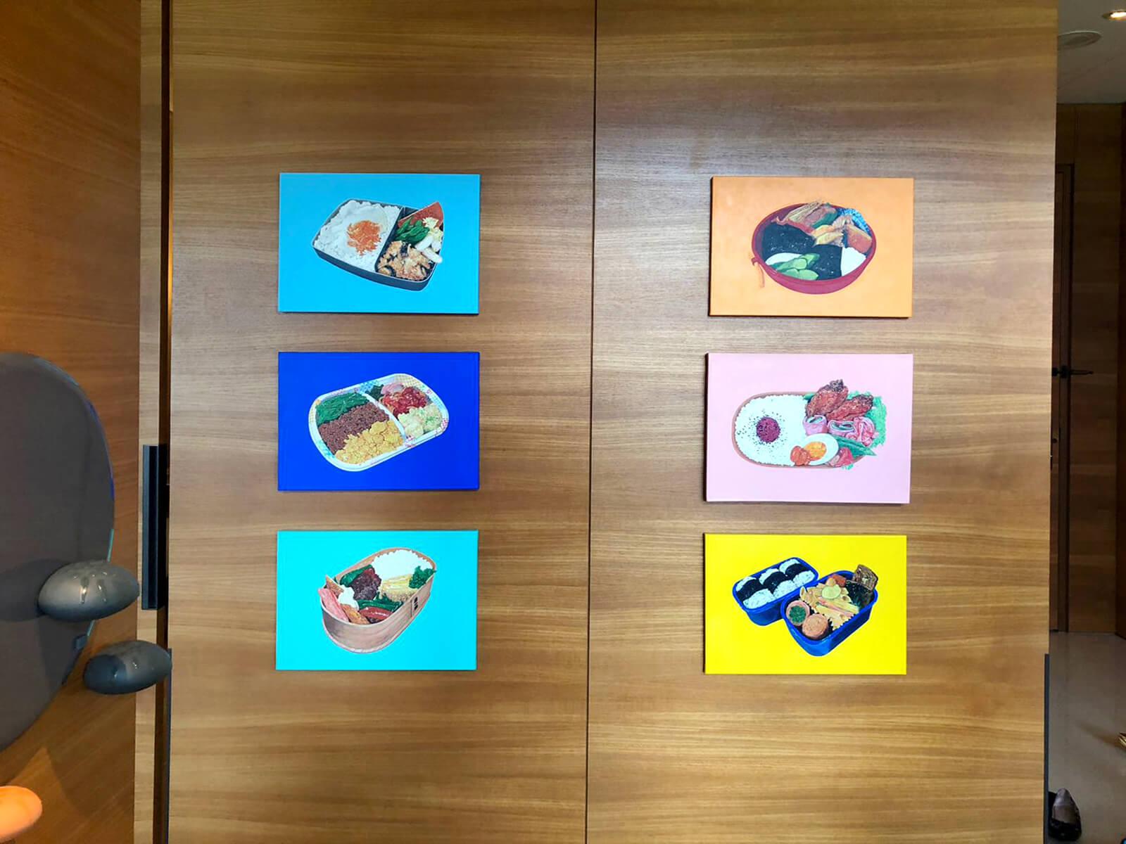 アートフェアART FORMOSA 2018(台湾) の展示風景