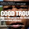 WhiteBox/ニューヨーク グループ展「GOOD TROUBLE」2020/10/17-2020/11/11