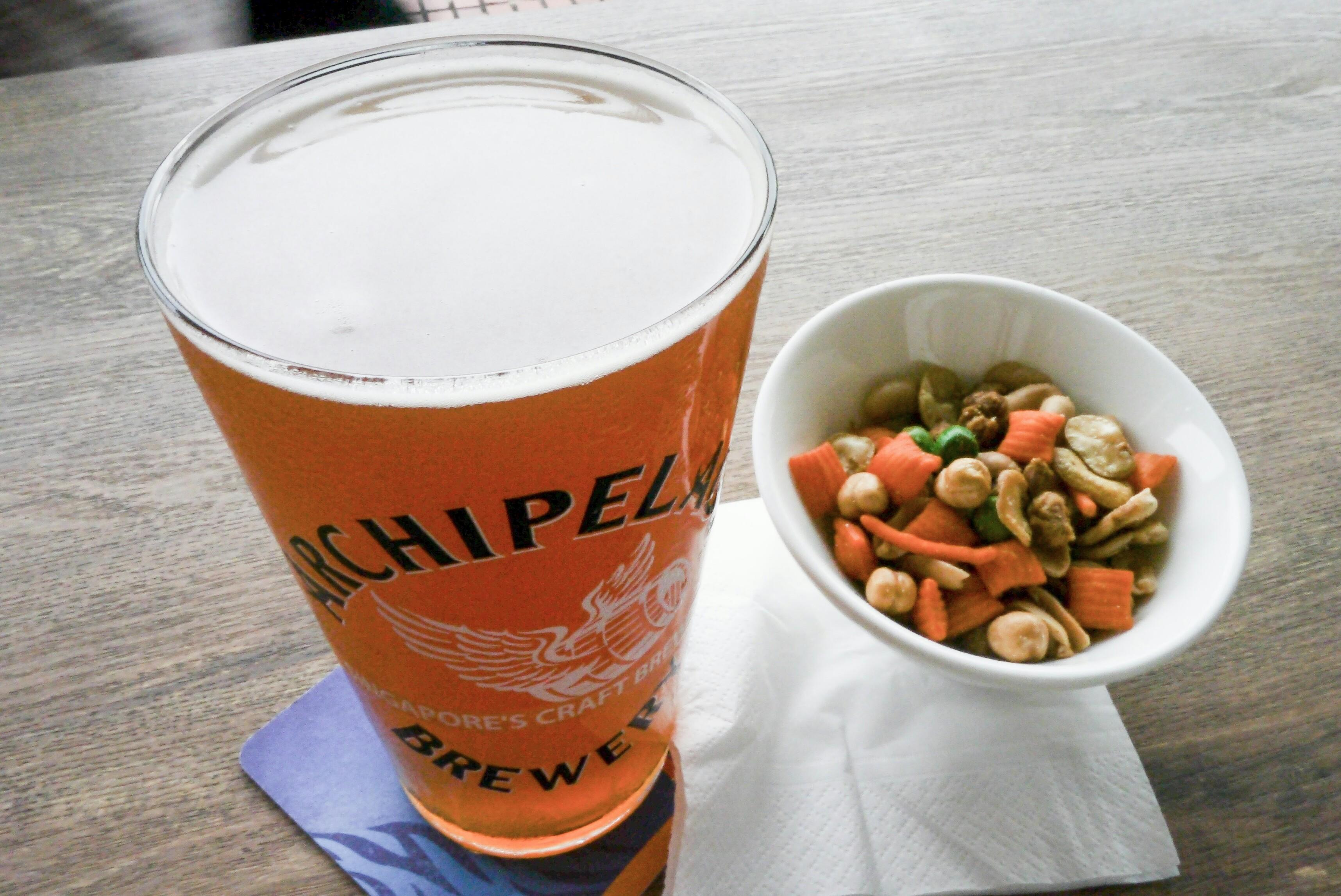 beer,snack