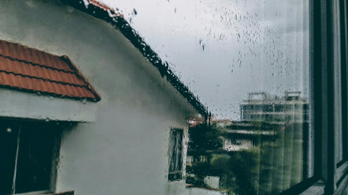 Heavy Rainy Day