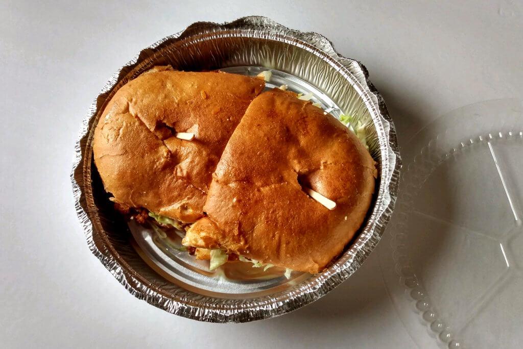 Big American Sandwich