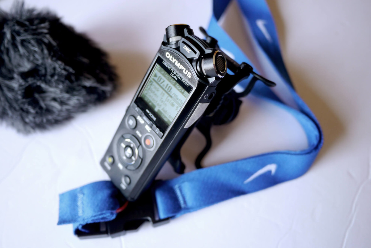 Getting Stereo Recorder