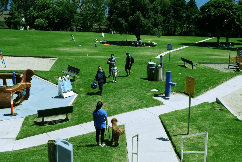 the Robert E. Ryan Community Park