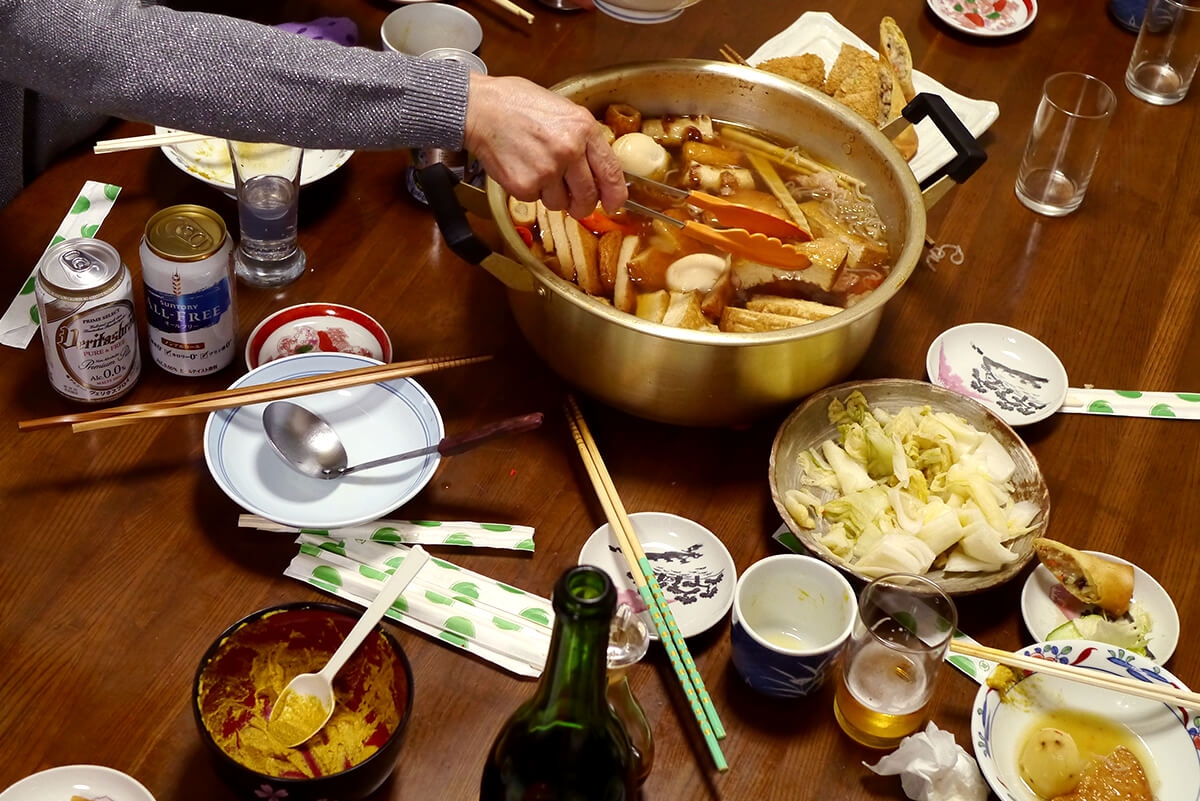 Oden Party