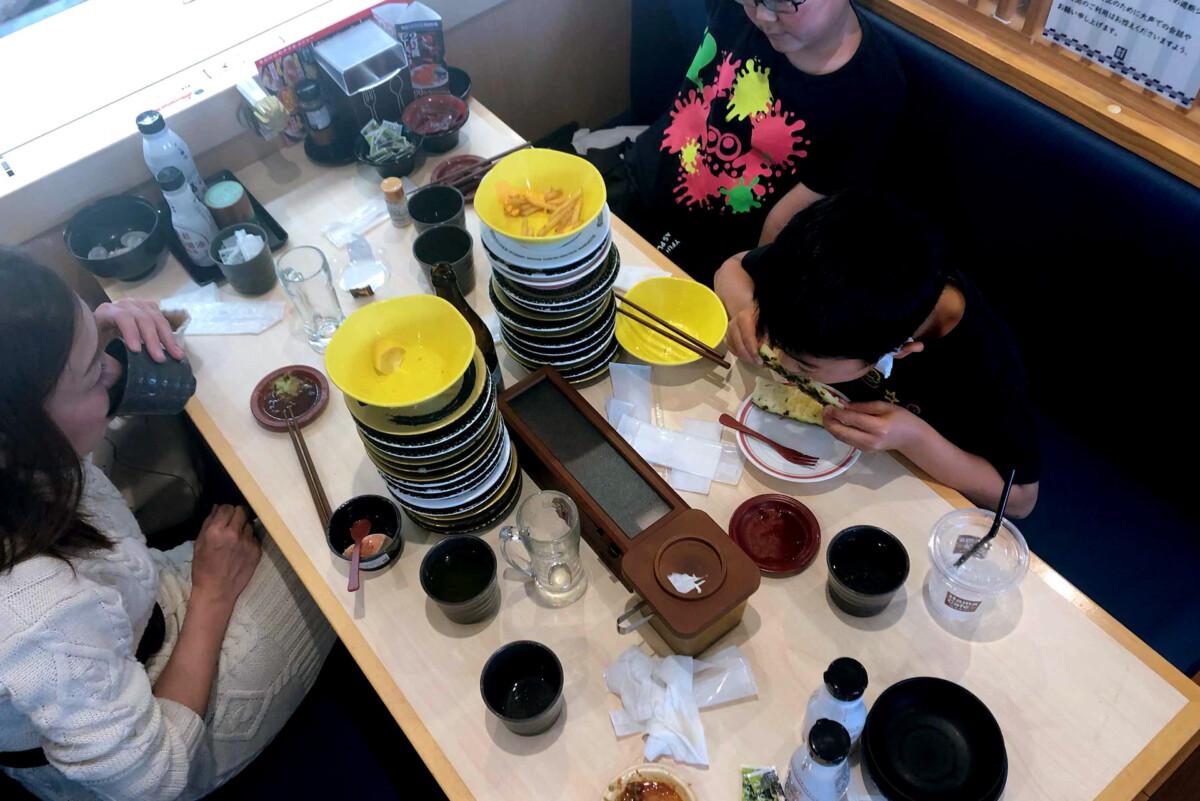 Merry Go Round Sushi
