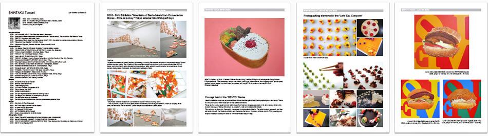 Artist portfolio pdfcontemporary artist shintaku tomoni artist portfolio pdf image bentojapans traditional bento forumfinder Images